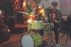 Zoe Rahman Trio (2020) 07 - Gene Calderazzo (KM's Live Music shots) Tags: jazz unitesstates genecalderazzo zoerahman drumkit drums eastsidejazzclub leytonstoneexservicemensclub