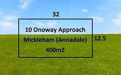 10 Onoway Approach, Mickleham VIC