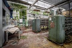 S K I N N I N G (technoschnitzel) Tags: abandoned urbex urban exploration decay verlassen factory lost places usine sony industry