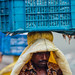 Docker Carrying Frozen Fish, Dhaka Bangladesh
