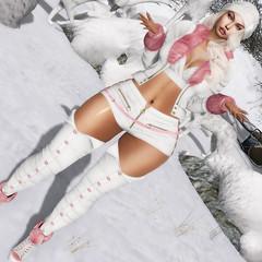 ★★ № 359 ★★ (Tit Ange) Tags: avatar secondlife sl fashion style moda mode girl fille virtual virtuel 3d blogger blog bento mesh event cosmopolitan adorsy doux hair