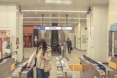 Japan - Osaka (SergioQ79 - Osanpo Photographer -) Tags: japan osaka metro misuji april 2019 nikon people street d7200