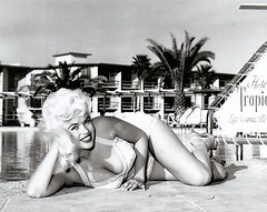 Jayne Mansfield (poedie1984) Tags: jayne mansfield vera palmer blonde old hollywood bombshell vintage babe pin up actress beautiful model beauty girl woman classic sex symbol movie movies star glamour hot girls icon sexy cute body bomb 50s 60s famous film kino celebrities pink rose filmstar filmster diva superstar amazing wonderful photo american love goddess mannequin tribute blond sweater cine cinema screen gorgeous legendary iconic black white lippenstift lipstick bikini legs ring busty boobs décolleté schoenen shoes zwembad swimming pool