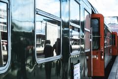 Departure Time (*Capture the Moment*) Tags: 2019 dampflok december dezember fotowalk munich münchen nikolauszug sonya7m2 sonya7mii sonya7mark2 sonya7ii sonyilce7m2 steamengine steamtrain train