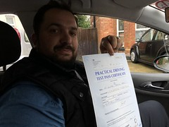 Massive congratulations  to George Orban passing his driving test with only three minor faults!    www.leosdrivingschool.com  WARNING: Getting your license is a good achievement however being a SAFE driver for life is the biggest achievement!