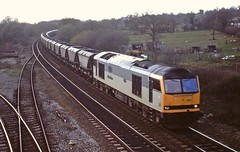 Photo of Class 60 Hatton S. Jcn 1996