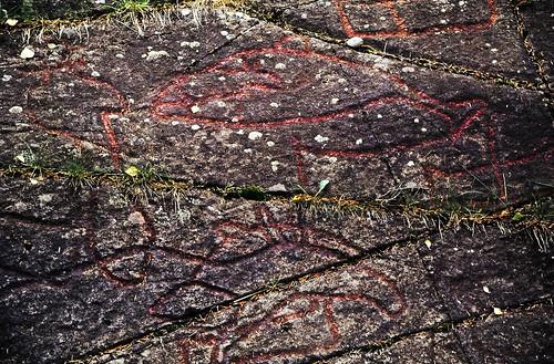 """Norwegen 1998 (492) Helleristninger Evenhus • <a style=""""font-size:0.8em;"""" href=""""http://www.flickr.com/photos/69570948@N04/49388776372/"""" target=""""_blank"""">View on Flickr</a>"""