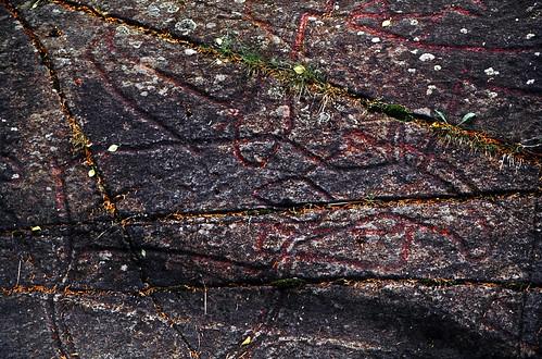 """Norwegen 1998 (491) Helleristninger Evenhus • <a style=""""font-size:0.8em;"""" href=""""http://www.flickr.com/photos/69570948@N04/49388785327/"""" target=""""_blank"""">View on Flickr</a>"""