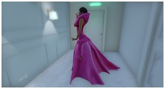 # 405 RAPTURE (Mysterieuse Lady) Tags: rapture gown kenya fuchsia