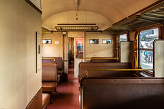 Cabin I (*Capture the Moment*) Tags: 2019 dampflok december dezember fotowalk munich münchen nikolauszug sonya7m2 sonya7mii sonya7mark2 sonya7ii sonyilce7m2 steamengine steamtrain train