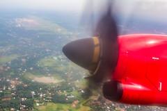 Alliance Air (Air India Regional) ATR72 VT-RKF Kochi/Cochin (COK/VOCI) (Aiel) Tags: allianceair airindiaregional atr atr72 atr72600 vtrkf kochi cochin kerala prattwhitney pw pw127m pw127 canon60d