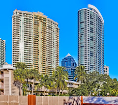 City of Fort Lauderdale, Broward County, Florida, USA (Photographer South Florida) Tags: fortlauderdale ftlauderdale city cityscape urban downtown skyline browardcounty southflorida density centralbusinessdistrict skyscraper building architecture commercialproperty cosmopolitan metro metropolitan metropolis sunshinestate realestate veniceofamerica newriver lauderdalebeach landscape camping trees grass fitnesstrails fishing pavedpathways newrivertunnel