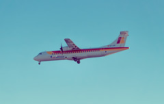EC-LRR (Miguel Ángel Prieto Ciudad) Tags: iberia airliner atr airnostrum air fly flying propeller aviation spain sonyalpha alpha3000