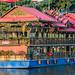 2019 - Cambodia-Avalon-Phnom Penh - 2 - Tonlé Sap River Floating Restaurant