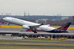 Airbus 330-343X OO-SFX Brussels Airlines (EI-DTG) Tags: brusselsairport zaventem ebbr belgium a330 airbus330 bru oosfx brusselsairlines
