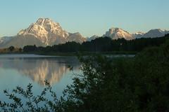 Mount Moran in the Morning (Ken Krach Photography) Tags: grandtetonnationalpark