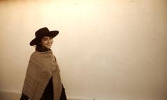 Miss Gaucha (Harry Szpilmann) Tags: sancristobaldelascasas woman latina girl chiapas monochrome sepia mexico mexique streetphotography