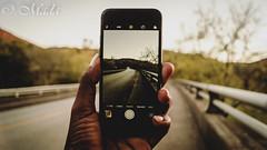 Blue ridge (cecinhosmith) Tags: fall iphone photography phone followme blueridgeparkway beautiful nature