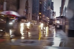 Navigate (michael.veltman) Tags: from a cab in the rain chicago illinois