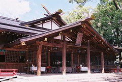 猿田彦神社 (Wakana K) Tags: 神社 shrine mie 三重 猿田彦神社 ise 伊勢 猿田彦
