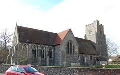 Photo of Chartham, St Mary's church