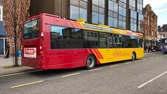 (Sam Tait) Tags: volvo midland fox bus coach 2009 retro livery leicester hy09akf