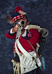 Photo of Musketeer (42nd Regiment of Foot)