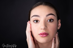 MSO_3455 (jeanfrancoislaforge) Tags: mariesoleil beauty beauté visage face portrait studio nikon ema emamodels