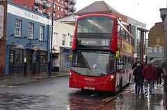 IMGP5585 (Steve Guess) Tags: kingstonuponthames kingston surrey greater london england gb uk bus united ratp wright gemini 3 hybrid highstreet