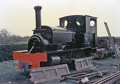 0-4-0ST JUBILEE 1897 at Towyn Wharf (TrainsandTravel) Tags: wales cymru paysdegalles narrowgauge voieetroite schmalspurbahn steamtrains trainsavapeur dampfzug talyllynrailway penrhyn railway2 ft gauge600 mm040stjubilee 1897towyn wharf