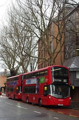IMGP5583 (Steve Guess) Tags: kingstonuponthames kingston surrey greater london england gb uk bus united ratp wright gemini 3 hybrid kingstonhallroad