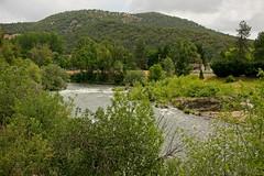 Rogue River (JSB PHOTOGRAPHS) Tags: jsb9255 rogue river oregon nikon water forest hills trees clouds sky d800 28300mm