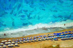 028 new web Lefkada island, Kathisma beach, Greece (mymemoriesofgreece) Tags: photopainting photoimpressionism landscapes seascapes travelphotography lefkada greece photomanipulation photo manipulation awardtree