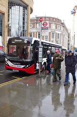 IMGP5589 (Steve Guess) Tags: kingstonuponthames kingston surrey england gb uk bus adl alexander dennis enviro 200 mmc falcon telling buses clarencestreet yx68ulr