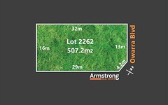 Lot 2262, 21 Owarra Boulevard, Mount Duneed Vic