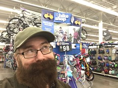 Bicycle Department Walmart (JeepersMedia) Tags: walmart bicycle