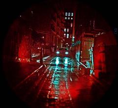 speeding through the night... (duncan!) Tags: ©2019duncanwadeallrightsreserved leica m10 voigtlander 40mm f12 nokton london street speed raining lights abstract extreme crystalcity