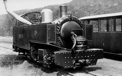 gwynedd - whr russell takes water at beddgelert (johnmightycat1) Tags: railway rheilffordd narrowgauge wales cymru