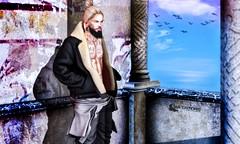 Natural (IannCatronis - catronisblog) Tags: bolson aitui accessevent black men fashion tattoo hair model tram minimal jeans jacket secondlife blonde uber themensdept mgmens beard virtual