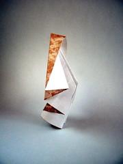 Pregnancy - Gorelik Roman (Rui.Roda) Tags: origami papiroflexia papierfalten embarazo grossesse gravidez pregnancy gorelik roman
