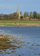 Bluntisham (scuba_dooba) Tags: bluntisham cambridgeshire village uk england nikon 24120mm streetsweeper st marys church