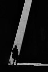 Enter the light (Birdhouse camper) Tags: copenhagen denmark light silhouette street streetphotography blackandwhite blackwhite fujifilm fuji xt2 fujixt2
