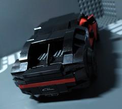 Lego Bugatti Chiron 8 stud wide (4) (Parm Brick) Tags: lego legospeedchampions legobugatti legobugattichiron lego8studwide moc mod afol legocar legosupercar supercar
