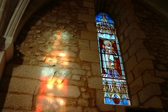 vitrauxatpz (thierrypotier7) Tags: eglises patrimoine vitrail clochers dordogne aquitaine marie jesus potier thierry