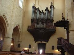 DSCF0551 (thierrypotier7) Tags: eglises patrimoine vitrail clochers dordogne aquitaine marie jesus potier thierry