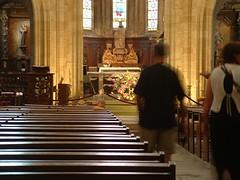 DSCF0546 (thierrypotier7) Tags: eglises patrimoine vitrail clochers dordogne aquitaine marie jesus potier thierry