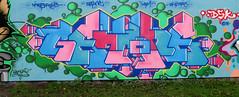Graffiti in Amsterdam (wojofoto) Tags: amsterdam nederland netherland holland graffiti streetart wojofoto wolfgangjosten 2020 agalab getone