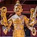 2019 - Cambodia-Avalon-Phnom Penh - 20 - Cambodia National Museum 8 Armed Buddha
