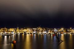 _O5A1514_1600h (cls-70) Tags: oskarshamn kväll night stad city cityscape hamn harbor
