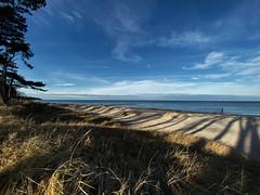 lange Schatten (Renate R) Tags: ostsee balticsea sea mecklenburgvorpommern bestcapturesaoi